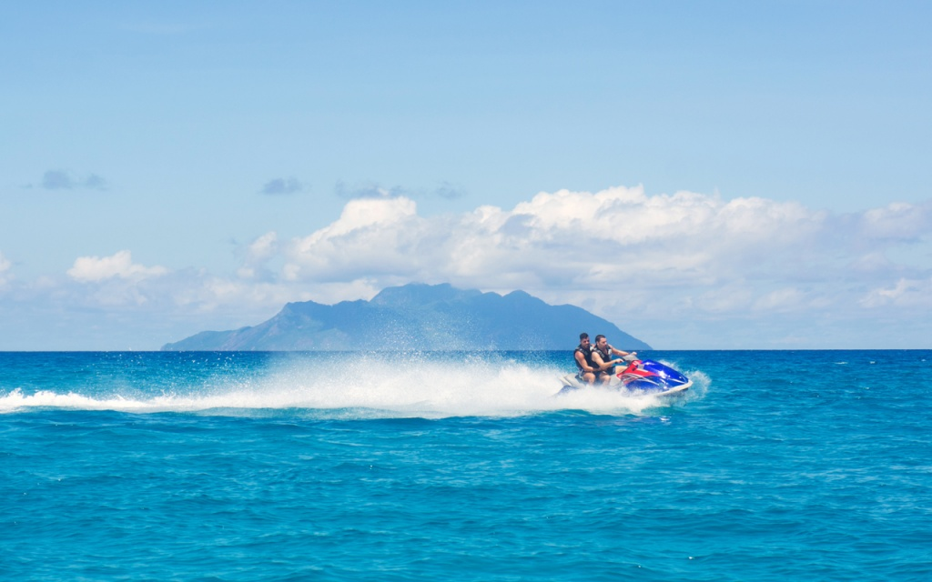 Seychelles watersports