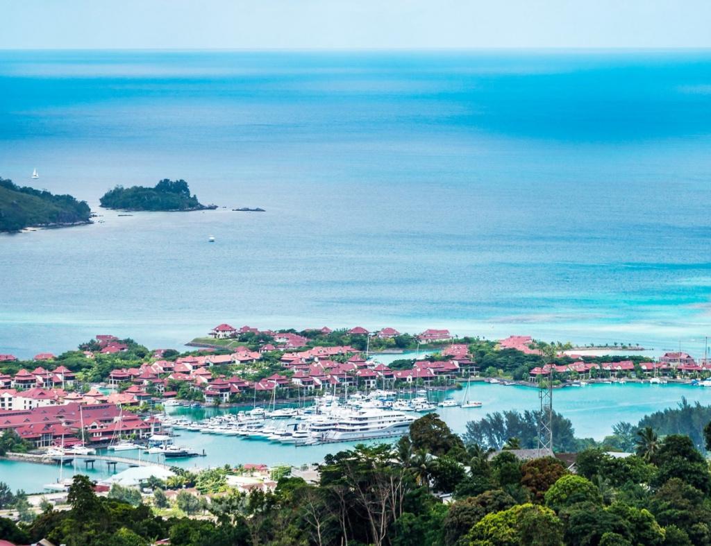 Eden island, Seychelles