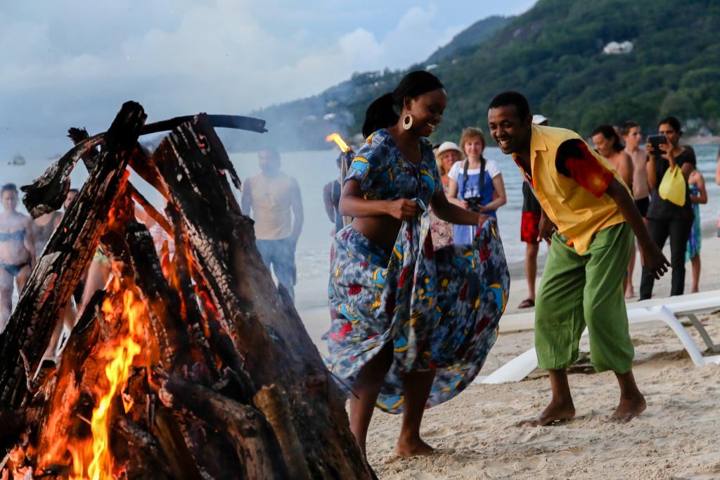 seychelles people